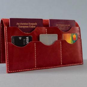 large passport wallet