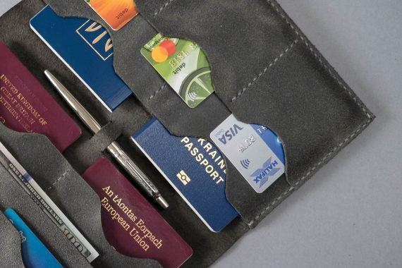 US passport wallet