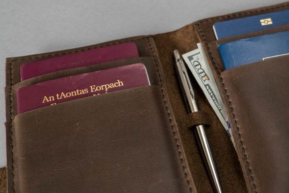 4 passport wallet