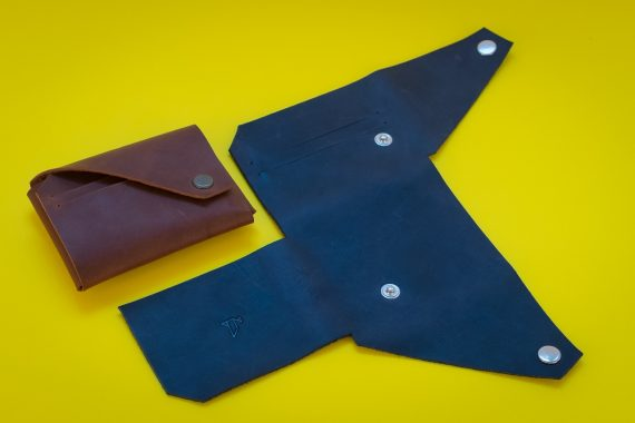 Genuine Italian Leather Wallet