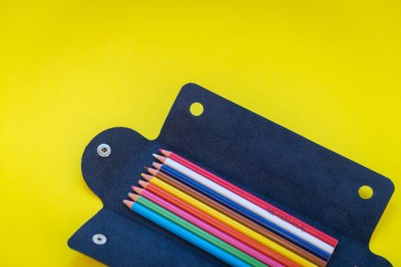 origami pencil case