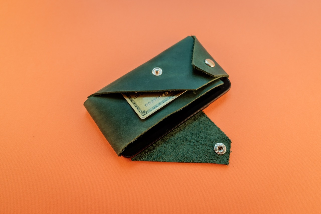 ORIGAMI Leather iPhone case – NO BRAND - photo#48