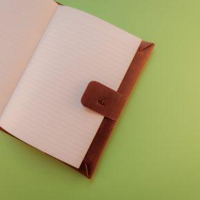 journal cover handmade