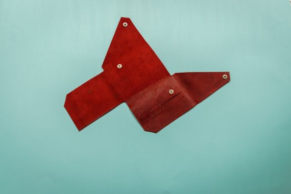 origami leather