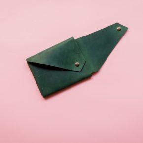 origami passport holder