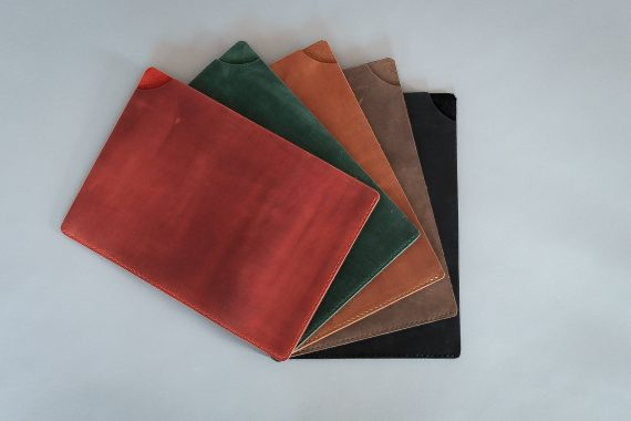 colorful document holders